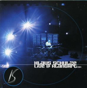 Klaus Schulze Live at Klangart CD1