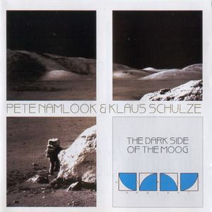 Klaus Schulze & Pete Namlook The Dark Side of the Moog White