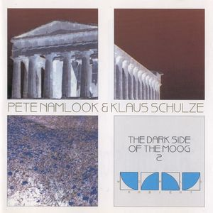 Klaus Schulze & Pete Namlook The dark Side of the Moog 2 White