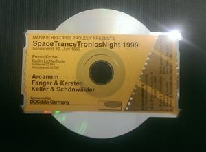 Various SpaceTranceTronicsNight 1999