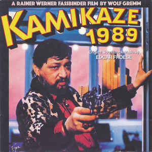 Edgar Froese Kamikaze 1989