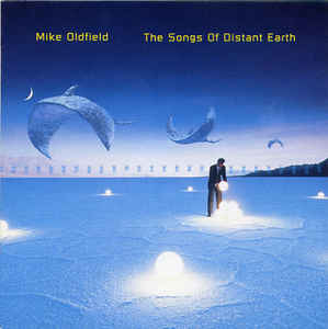 Mike Oldfield The Songs of Distant Earth