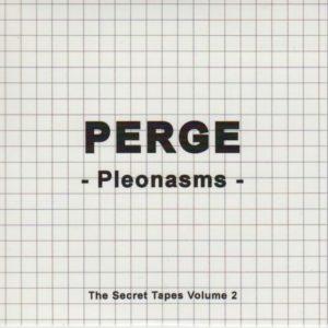 perge-pleonasms