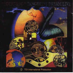 Tangerine Dream Tournado TDI1008CD