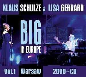 Klaus Schulze & Lisa Gerrard Big in Europe Vol 1