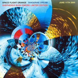 Tangerine Dream Space Flight Orange