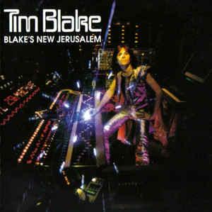 Tim Blake New Jerusalem