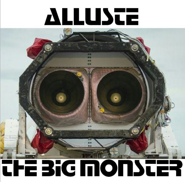 Alluste - The Big Monster - Web