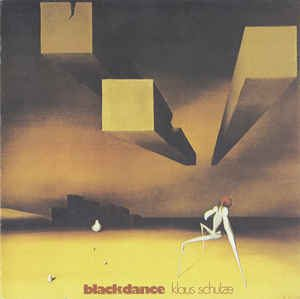 Klaus Schulze Blackdance Virgin