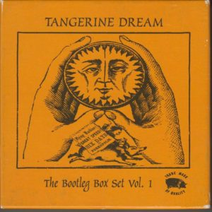Tangerine Dream Bootleg Box Vol 1