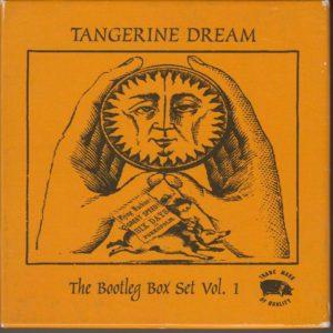 Tangerine Dream Bootleg Box Vol 1