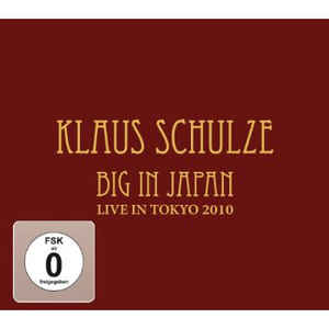 Klaus Schulze Big in Japan Red