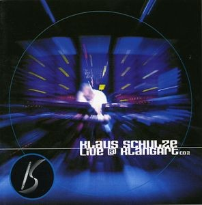 Klaus Schulze Live at Klangart CD2