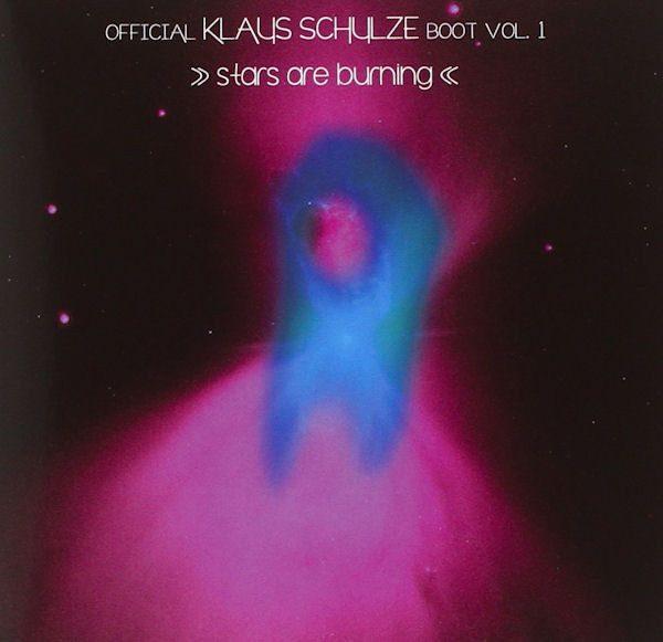 Klaus Schulze Stars Are Burning