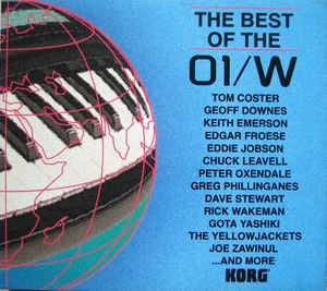Various The Best of 01W