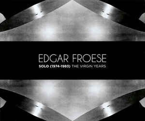 Edgar Froese Solo The Virgin Years