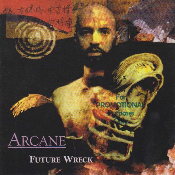 Arcane Future Wreck Original Front Image