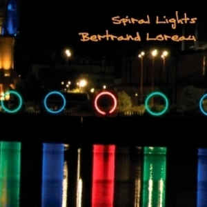 Bertrand Loreau Spiral Lights