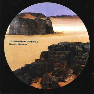 Tangerine Dream Green Desert Relativity