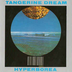 Tangerine Dream Hyperborea Virgin