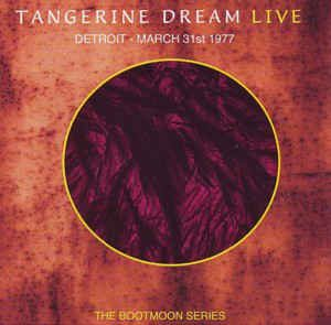 Tangerine Dream Detroit March 31st 1977