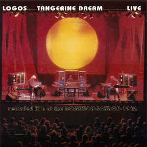 Tangerine Dream Logos Definitive