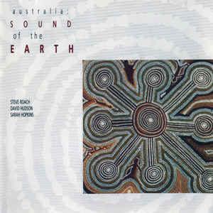 Steve Roach Australia Sound of the Earth