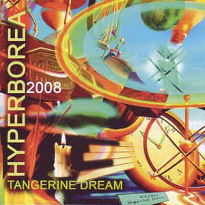 Tangerine Dream Hyperborea 2008