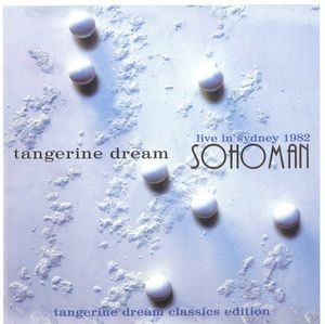 Tangerine Dream Sohoman