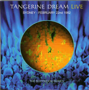 Tangerine Dream Sydney February 22nd 1982