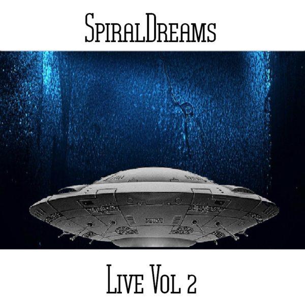 SpiralDreams - Live Vol 2 - Web