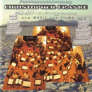 Chris Franke New Music For Films Vol 2