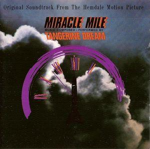Tangerine Dream Miracle Mile