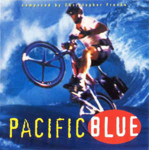 Chris Franke Pacific Blue