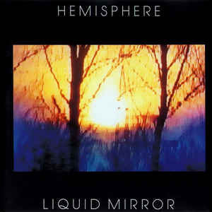 Hemisphere Liquid Mirror