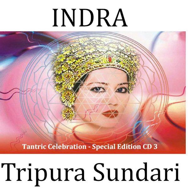 Indra - Tripura Sundari - Web