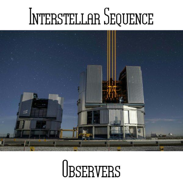 Interstellar Sequence - Observers - Web