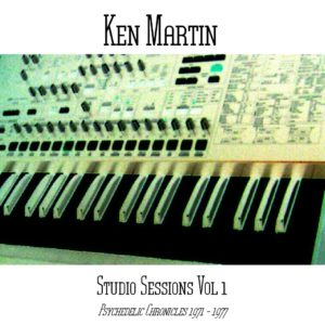 Ken Martin - Studio Sessions Vol 1 - Web