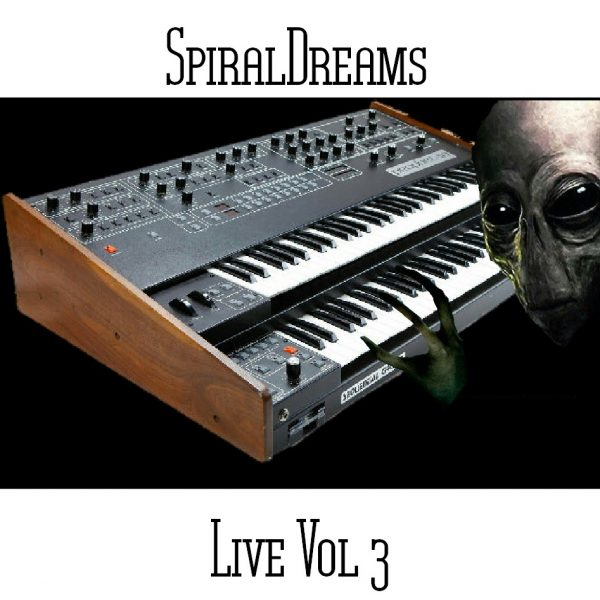 SpiralDreams - Live Vol 3 - Web
