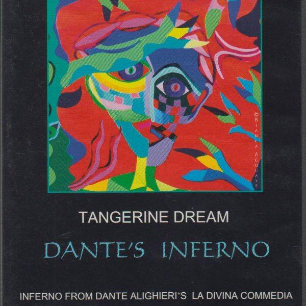 Tangerine Dream Dante's Inferno DVD