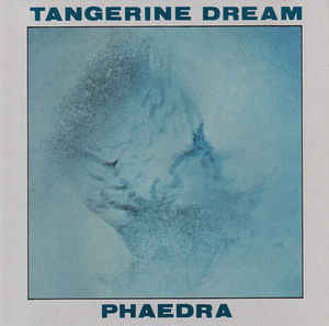 Tangerine Dream Phaedra Virgin