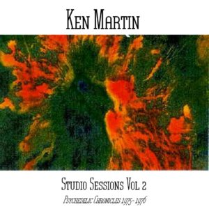 Ken Martin - Studio Sessions Vol 2 - Web