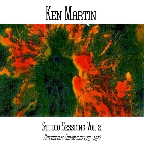 Ken Martin - Studio Sessions Vol 2 - Web
