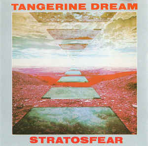 Tangerine Dream Stratosfear Virgin