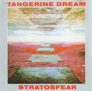 Tangerine Dream Stratosfear Virgin