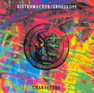 Bernd Kistenmacher & Harald Grosskopf Characters