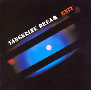 Tangerine Dream Exit Virgin