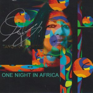Tangerine Dream One Night in Africa Signed