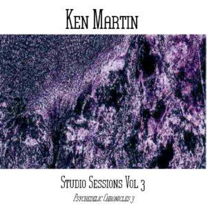 Ken Martin - Studio Sessions Vol 3 - Web