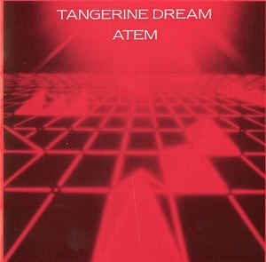 Tangerine Dream Atem Jive